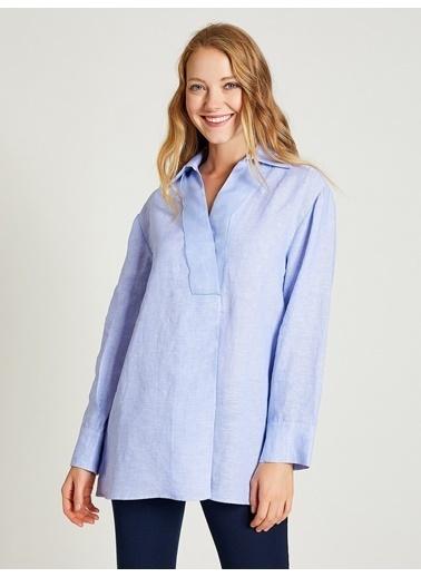 Vekem-Limited Edition Bluz Mavi